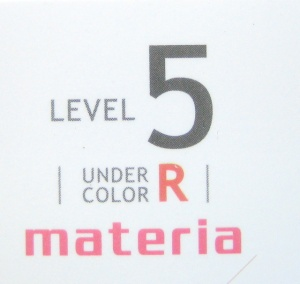 Level 5 under color red